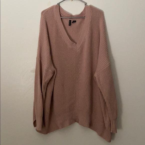 Rue 21 oversized sweater